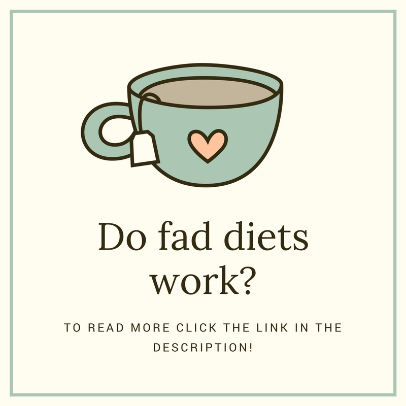 The truth about fad diets | Do they reallywork?