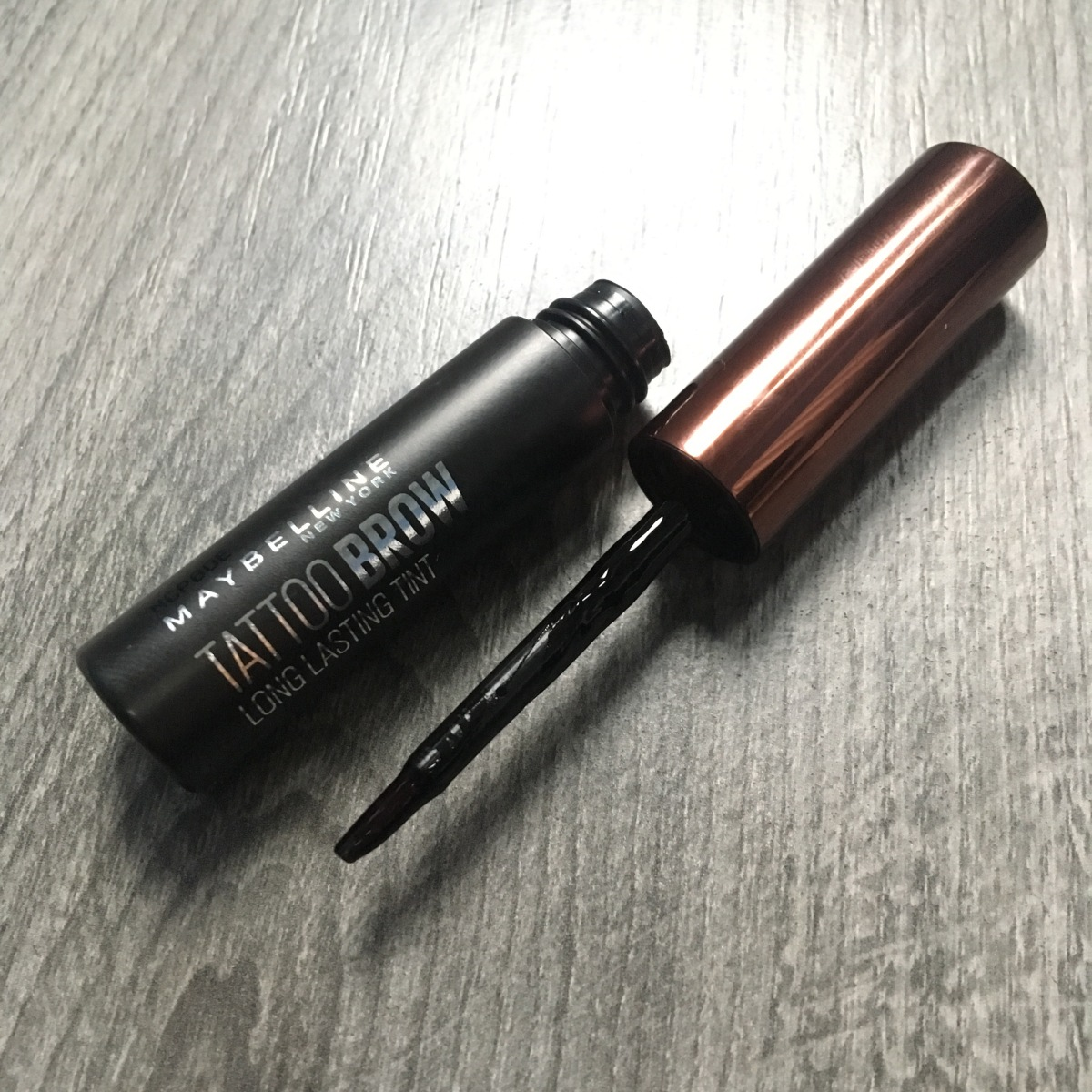 The brow product that lasts 3 days | Ft. Maybelline Tattoo BrowGel